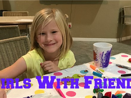 LITHIA (K-2nd): Girls With Friends-Oct. 11, 2018