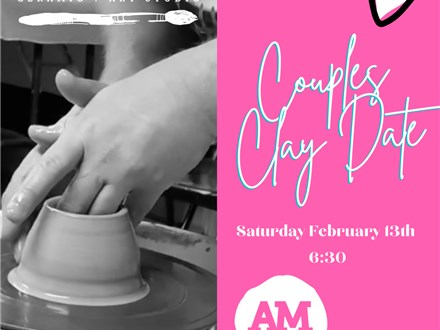 Couples Clay Date