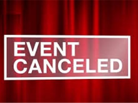 Event Cancelled- No Class Tonight (June 23rd)