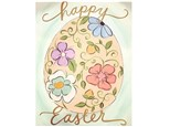Happy Easter - Canvas - Paint and Sip