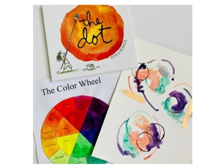 Creative Play: Color Theory (18+)