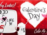 Galentine's Paint Night - February 12, 2019 @ 6:30pm