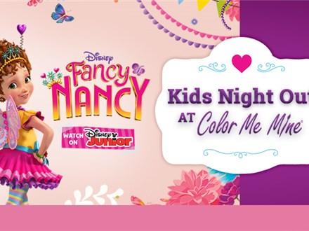 Fancy Nancy - Kids Night Out!