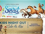 8/31 KIDS NIGHT OUT - Spirit Riding Free