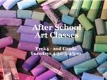 After School Art Class - Grades PreK4-2nd