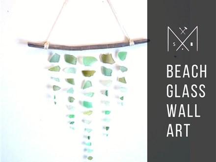 Beach Glass Wall Art
