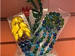 Fused Glass - Flower Garden Stakes - Evening Session - 05.31.19