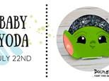 Baby Yoda Summer Camp