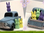 Vintage Truck w Peeps Paint N Sip - March 21st (SOLD OUT!)