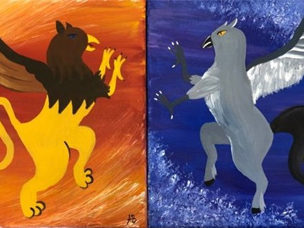 Half Day Session - Summer Camp - Mythical Creatures - FRIDAY - 07.12.19