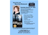Paranormal Investigator Event with Mary Ann Winkowski - 2020