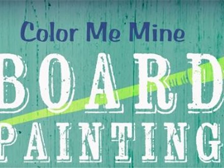 "Board Art Painter""s Choice - November 8, 2017"