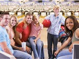 PIZZA, PINS & POP - Bowling & Food Package