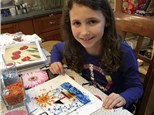 Spring Art Enrichment Class Options:  Monday Afternoons 1:30-3:00 pm & 3:30- 5:00 pm