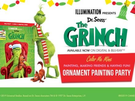 Grinching good time!