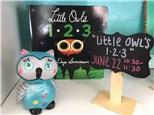 "Pre-K Story Time ""Little Owl's 1-2-3"""