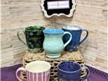 Stoneware Mug Class