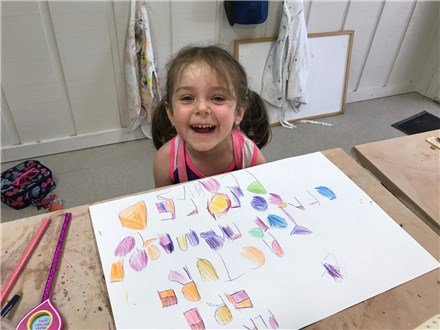 Intro to Art - Ages 4-5 - Wednesday 4:00pm - Winter