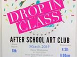 March Art Club Weeks 2-4