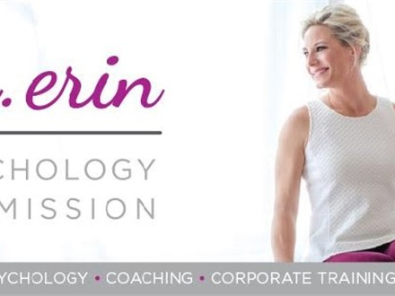 Envision Your Mission with Dr. Erin (Feb. 16)