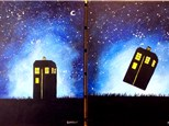 Tardis - Doctor WHO - Tues. June 20 at 6:30pm (Ages 12+)