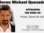 Steven Michael Quezada & James Camacho - Howard City - March 8th