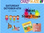 Ticket for Storytime-October 6th-Spookley the Square Pumpkin