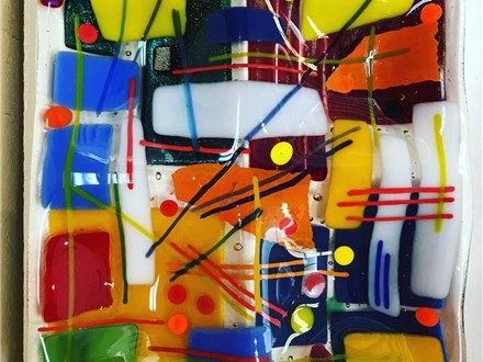 Camp! Famous Artists and Glass 8/13-17 1pm