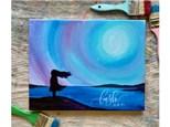 Moonlight Beach Paint Class - WR