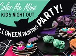 Oct 18th • Kids Night Out • Color Me Mine Westminster