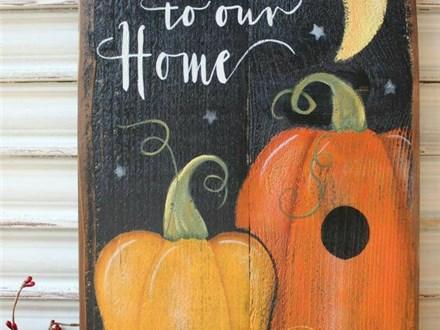 Welcome Paint Night 8/26 (Tabitha)