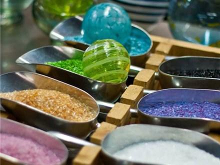 seattle glassblowing open house - june