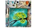 Chameleon Paint Class