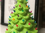 Ceramic Tree or Truck at Party Art-October 25, 2-4