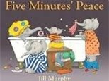 Story Time Art - Five Minutes Peace - Evening Session - 05.20.19