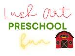 Preschool Paint Class - WR