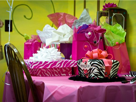 Private Birthday Party at Color Me Mine!