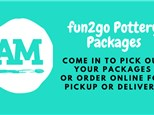 fun2go-Pottery Packages