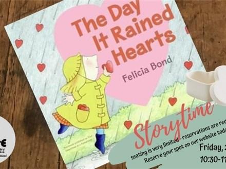 Storytime Friday 2/5