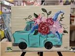 Truck Paint Night (Toni) 8/22 6-9PM