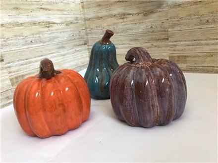 Paint Night: Fall Gourds