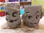 Art Club: Monster Lanterns