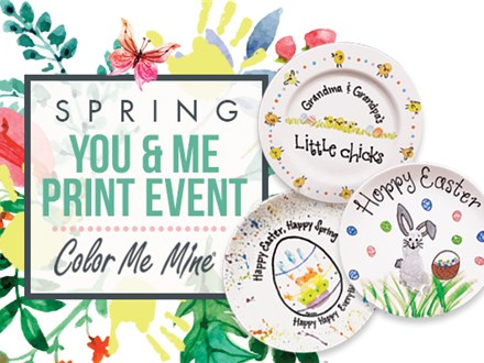 You & Me Print Event