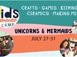 Unicorns & Mermaids: Summer Camp - July 27-31