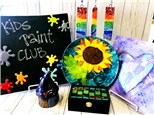 Kids Paint Club at POTTERY BY YOU!