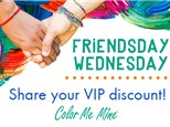 Friendsday Wednesday - May 6 & 20, 2020 (Torrance)