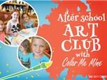 Art After School:  Ocotillo Ridge Elementary - Dreams & Wishes