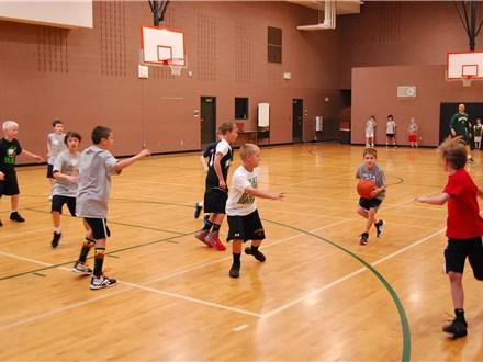 2016 Redmond Boys Basketball Camp