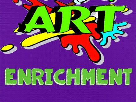 Art Enrichment: Circle Art