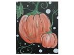 Pumpkin Patch - Paint & Sip - Sept 30